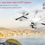 Walkera TALI H500 FPV GPS Brushless Hexacopter BNF2