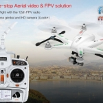 Walkera TALI H500 FPV GPS Brushless Hexacopter RTF3 - Devo 10