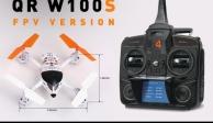 Walkera QR W100S FPV quadcopter Devo F4 RTF
