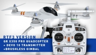 Walkera QR X350 Pro Quadcopter- RTF3