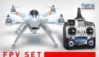 Walkera QR X350 quadcopter - FPV