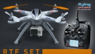 Walkera QR X350 quadcopter - RTF 1