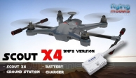 Walkera Scout X4 + Ground Station BNF2