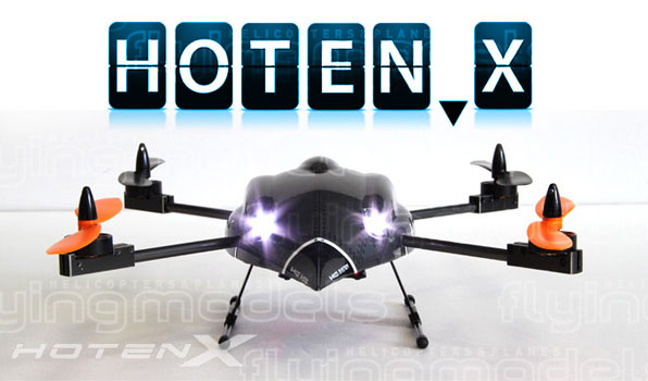 Walkera Hoten X brushless BNF 6