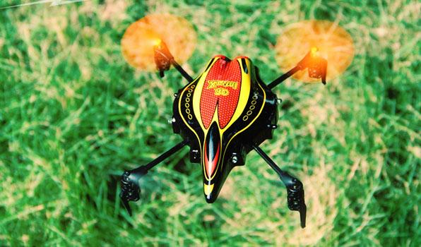 Walkera Qr Infra X Quadcoptert Devo4 RTF 1
