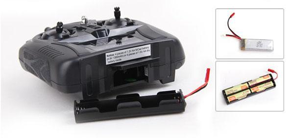 Walkera Qr Infra X Quadcoptert Devo4 RTF 13