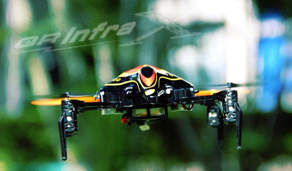 Walkera Qr Infra X Quadcoptert Devo4 RTF 3