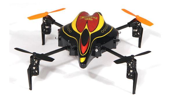 Walkera Qr Infra X Quadcoptert Devo4 RTF 4