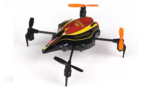 Walkera Qr Infra X Quadcoptert Devo4 RTF 8