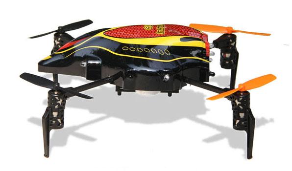 Walkera Qr Infra X Quadcoptert Devo4 RTF 9