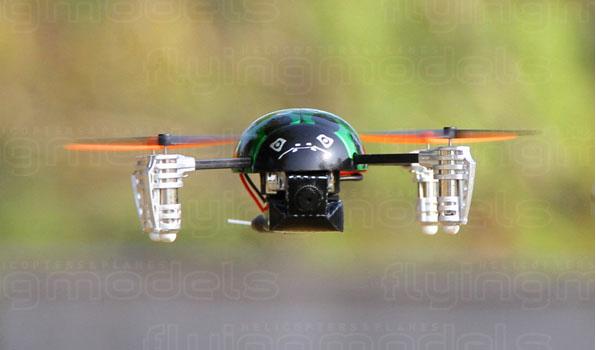 Walkera Qr Ladybird V2. FPV - Devo F4 1