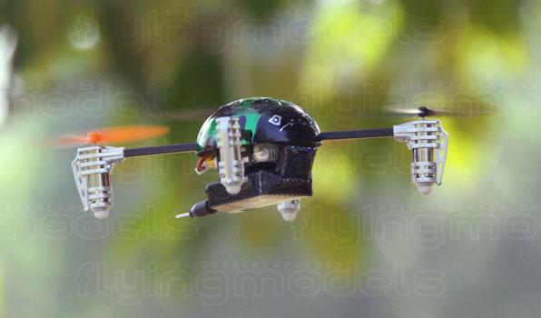 Walkera Qr Ladybird V2. FPV - Devo F4 11