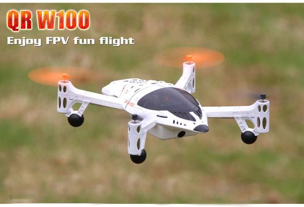 Walkera QR W100 FPV quadcopter Devo F4  5