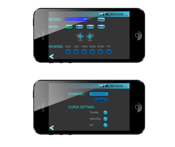 Walkera QR W100 WiFi & 2,4 GHz 7