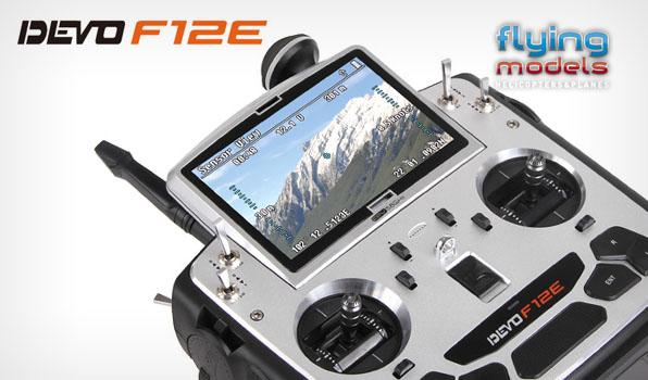 Walkera QR X350 Pro Quadcopter  - Devo F12E - FPV version - RTF9 17