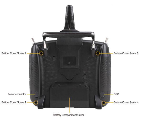 Walkera QR X350 Pro Quadcopter - FPV version - RTF4  20