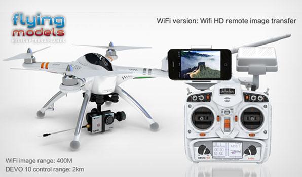 Walkera QR X350 Pro Quadcopter- RTF3 6