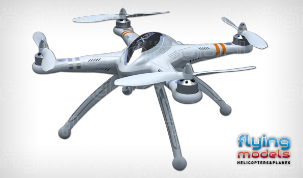 Walkera QR X350 quadcopter - BNF 1 12