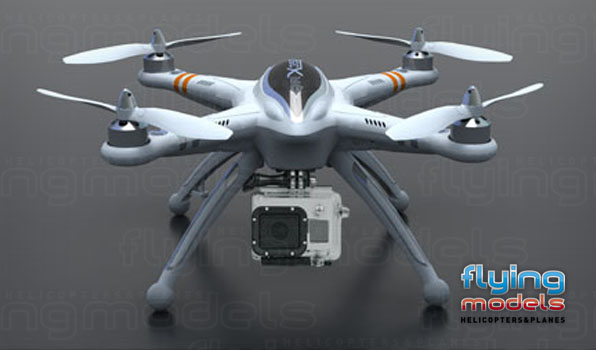 Walkera QR X350 quadcopter - FPV 3