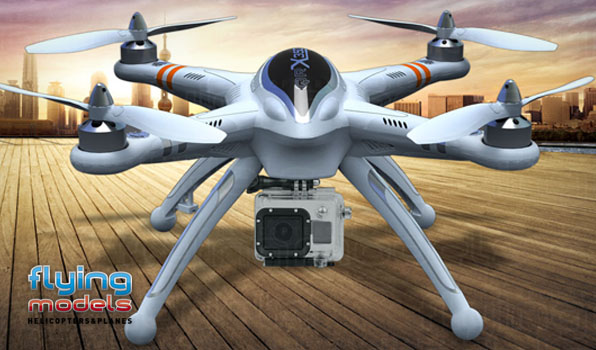 Walkera QR X350 quadcopter - FPV 9