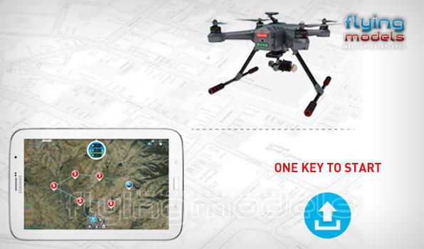 Walkera Scout X4 - G3D gimbal - iLook+ camera - Devo F12E TX - RTF1 13