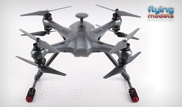 Walkera Scout X4 - G3D gimbal - iLook+ camera - Devo F12E TX - RTF1 16