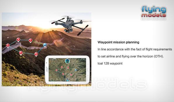 Walkera Scout X4 - G3D gimbal - iLook+ camera - Devo F12E TX - RTF1 2