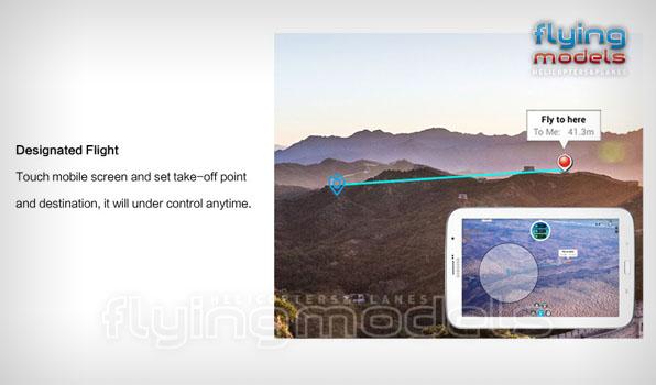 Walkera Scout X4 - G3D gimbal - iLook+ camera - Devo F12E TX - RTF1 3