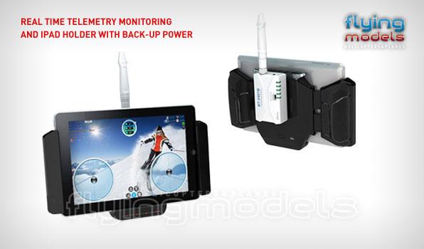 Walkera Scout X4 - G3D gimbal - iLook+ camera - Devo F12E TX - RTF1 4
