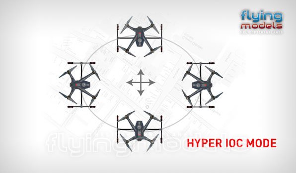 Walkera Scout X4 - G3D gimbal - iLook+ camera - Devo F12E TX - RTF1 9