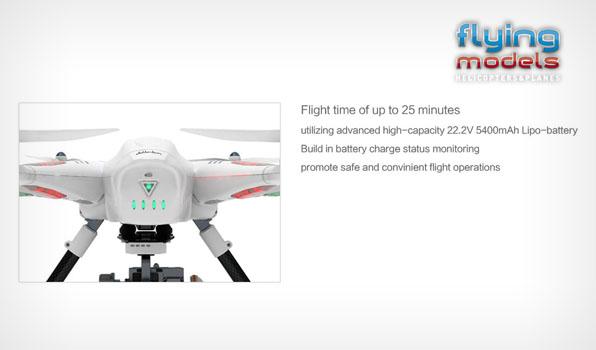 Walkera TALI H500 FPV GPS Brushless Hexacopter RTF3 - Devo 10 3