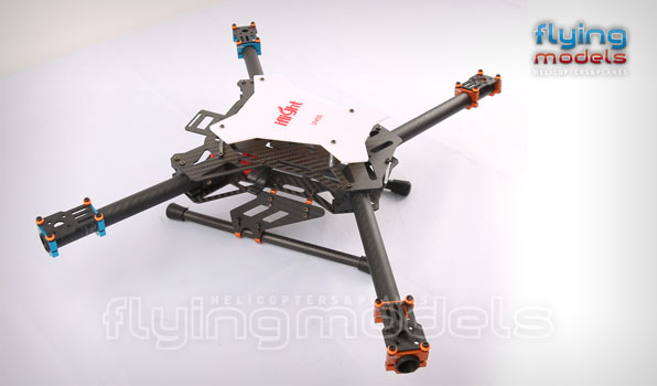 XBird 450 carbon quadcopter BNF 2