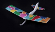 PlanetFly EPP Colourful free flight