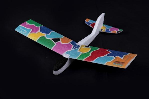 PlanetFly EPP Colourful free flight 2