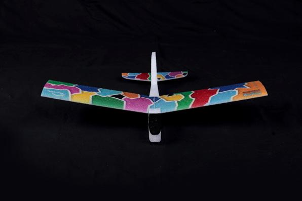 PlanetFly EPP Colourful free flight 4