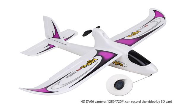 Walkera Hifa FPV repülőgép Devo F4 RTF 5